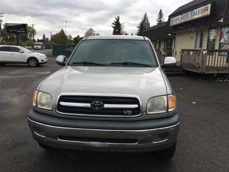 2002 Toyota Tundra For Sale At Bajafresh Auto Sales In Tacoma WA