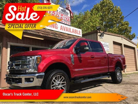 2018 Ford F-250 Super Duty for sale in Houston, TX