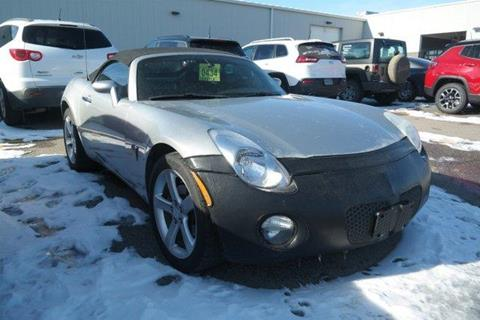 2008 Pontiac Solstice for sale in Sheridan, WY