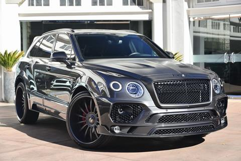 Bentley Bentayga For Sale >> 2018 Bentley Bentayga For Sale In Beverly Hills Ca