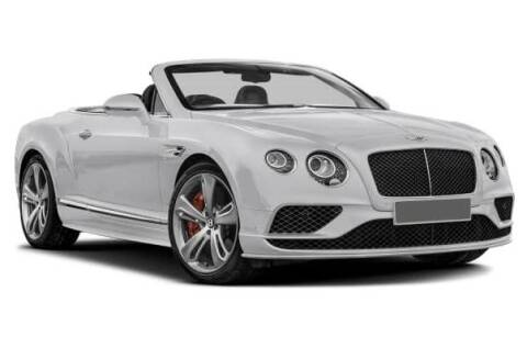 2016 Bentley Continental GT Speed for sale at Bentley Beverly Hills in Beverly Hills CA