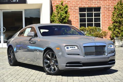 2018 Rolls-Royce Wraith for sale in Beverly Hills, CA