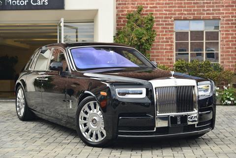 2018 Rolls-Royce Phantom for sale in Beverly Hills, CA