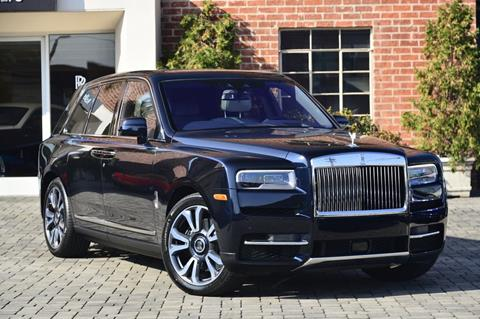 2019 Rolls-Royce Cullinan for sale in Beverly Hills, CA