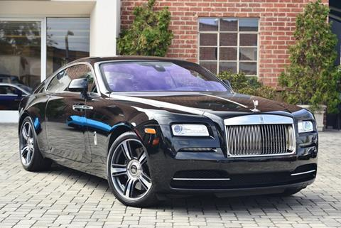 2016 Rolls-Royce Wraith for sale in Beverly Hills, CA