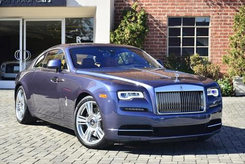 2017 Rolls-Royce Wraith for sale in Beverly Hills, CA