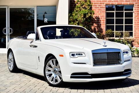 2017 Rolls-Royce Dawn for sale in Beverly Hills, CA