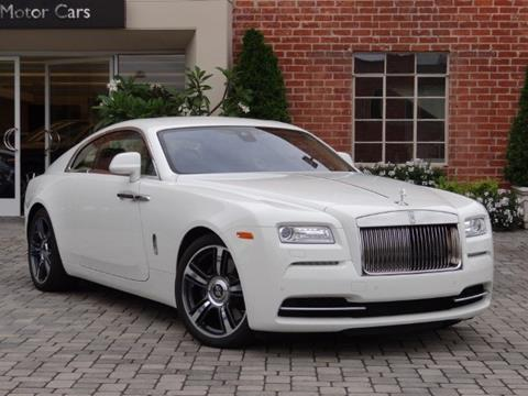 Used Rolls Royce For Sale >> 2015 Rolls Royce Wraith For Sale In Beverly Hills Ca