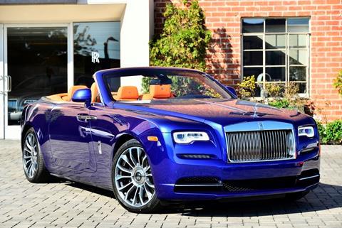 2020 Rolls-Royce Dawn for sale in Beverly Hills, CA