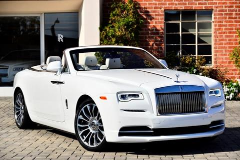 2018 Rolls-Royce Dawn for sale in Beverly Hills, CA