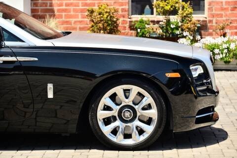 2020 Rolls-Royce Wraith