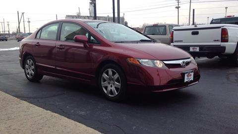 2007 Honda Civic for sale in Lima, OH
