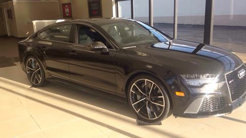 Used Audi Rs 7 For Sale Carsforsalecom