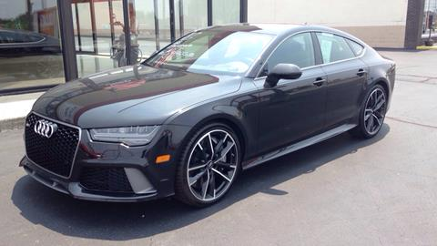 2017 Audi Rs 7 For Sale In Lima Oh