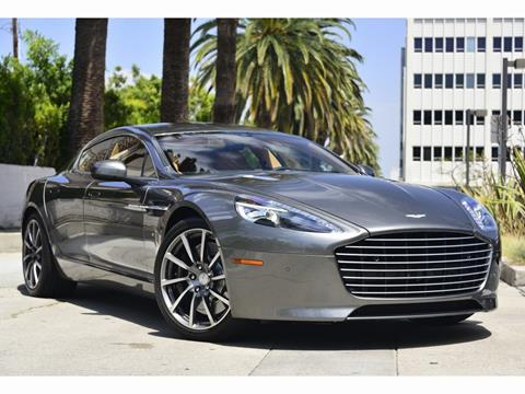 Aston Martin Rapide S For Sale In Scottsdale AZ Carsforsalecom - Aston martin scottsdale