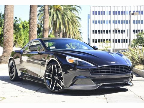 used aston martin vanquish for sale - carsforsale®