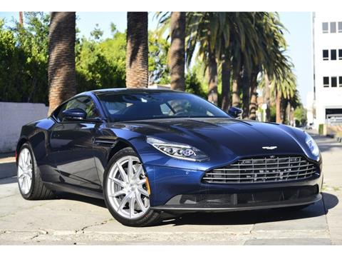 2018 Aston Martin DB11 for sale in Beverly Hills, CA