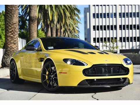 Aston Martin V12 Vantage S For Sale In California Carsforsale Com