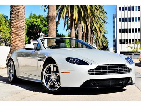 2016 Aston Martin V8 Vantage for sale in Beverly Hills, CA