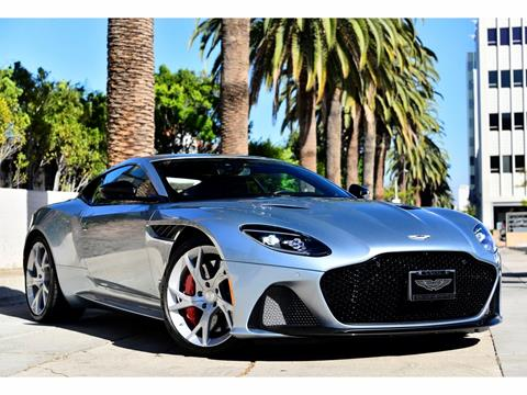 2019 Aston Martin DBS for sale in Beverly Hills, CA