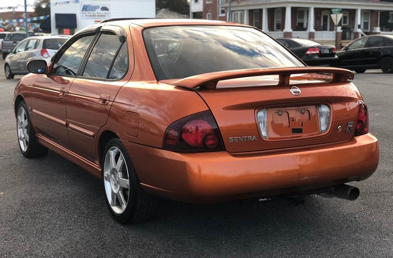 2006 Nissan Sentra Se R Spec V >> 2006 Nissan Sentra Se R Spec V 4dr Sedan In Winchester Va