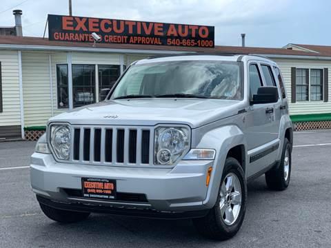 2010 Jeep Liberty for sale in Winchester, VA