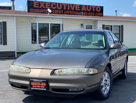 2002 Oldsmobile Intrigue for sale in Winchester, VA