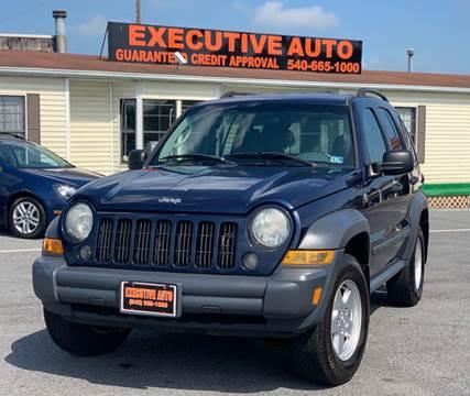 2007 Jeep Liberty for sale in Winchester, VA
