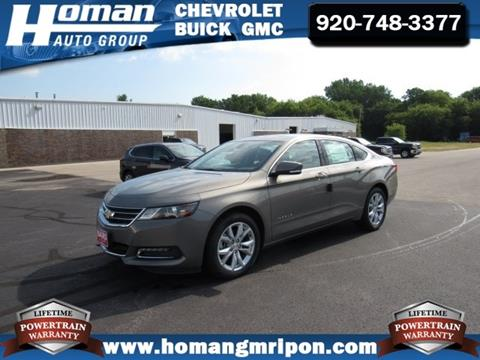 2019 Chevrolet Impala for sale in Ripon, WI