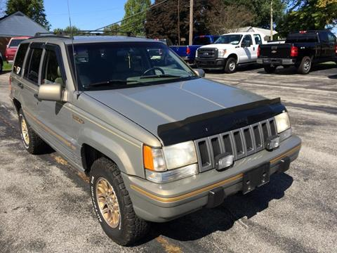 1995 Jeep Grand Cherokee For Sale In Schaefferstown, PA