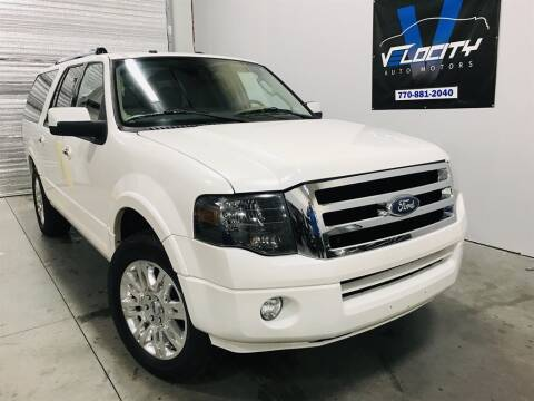 2011 Ford Expedition EL Limited for sale at Velocity Auto Motors in Alpharetta GA
