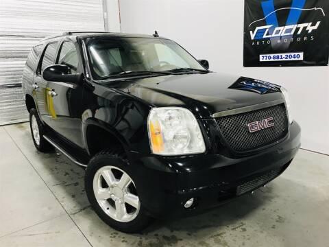 2007 GMC Yukon Denali for sale at Velocity Auto Motors in Alpharetta GA