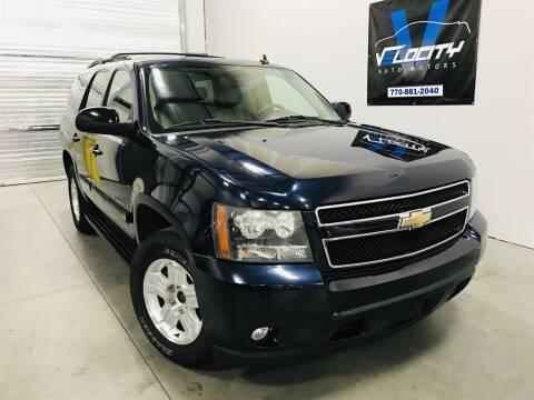 2009 Chevrolet Tahoe for sale at Velocity Auto Motors in Alpharetta GA