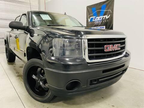 2010 GMC Sierra 1500 SLE for sale at Velocity Auto Motors in Alpharetta GA