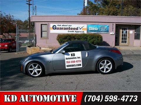 Nissan 350z For Sale In North Carolina Carsforsale