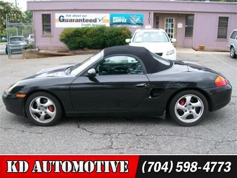 2000 Porsche Boxster for sale in Charlotte, NC