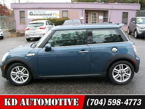 2011 MINI Cooper for sale in Charlotte, NC