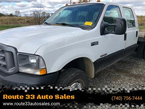 2003 Ford F-450 for sale in Carroll, OH