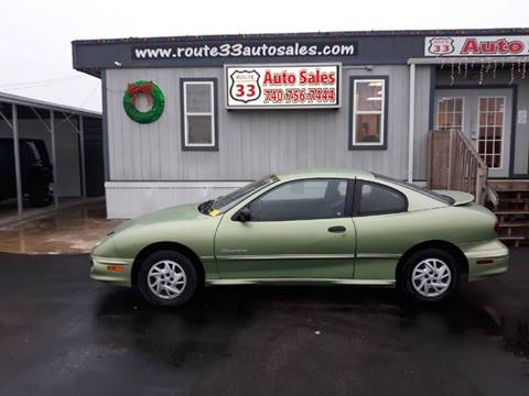 2002 Pontiac Sunfire for sale in Carroll, OH