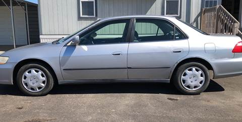 1999 Honda Accord for sale in Carroll, OH