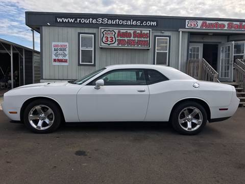 2013 Dodge Challenger for sale in Carroll, OH