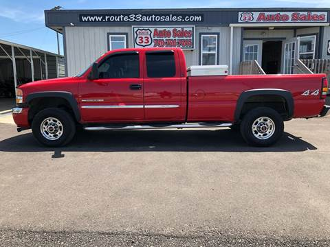 2004 GMC Sierra 2500HD for sale in Carroll, OH
