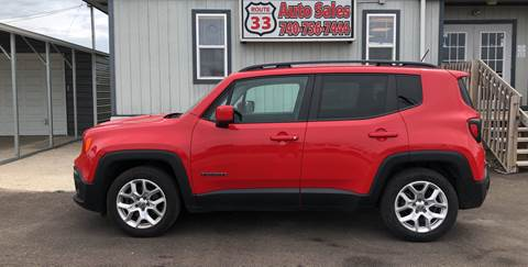 2015 Jeep Renegade for sale in Carroll, OH