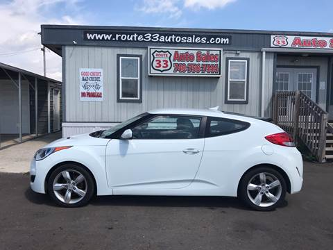 2012 Hyundai Veloster for sale in Carroll, OH
