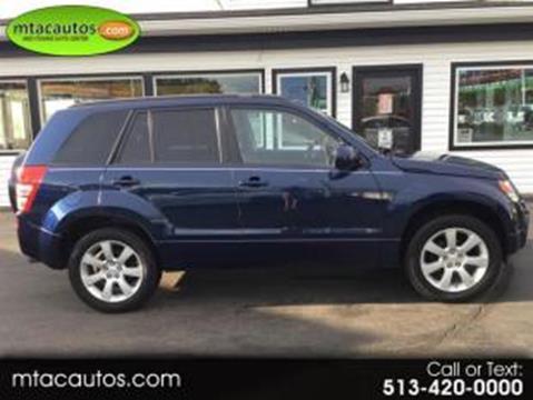 2012 Suzuki Grand Vitara for sale in Franklin, OH