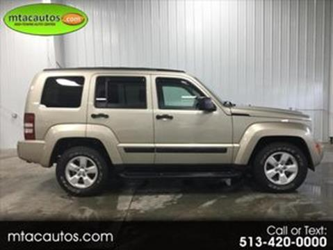 2010 Jeep Liberty for sale in Franklin, OH