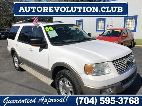 2004 Ford Expedition for sale at Auto Revolution in Charlotte NC