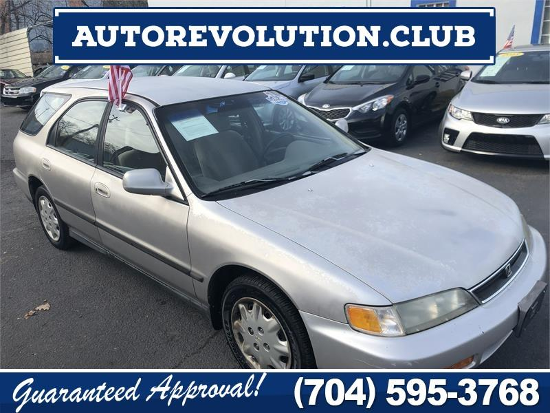 1997 Honda Accord for sale at Auto Revolution in Charlotte NC