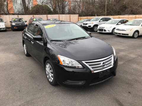 2014 Nissan Sentra for sale at Auto Revolution in Charlotte NC