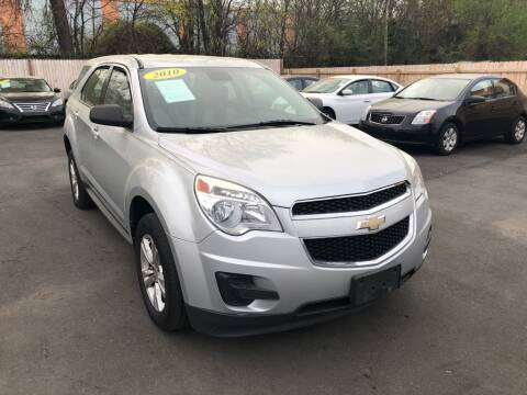 2010 Chevrolet Equinox for sale at Auto Revolution in Charlotte NC